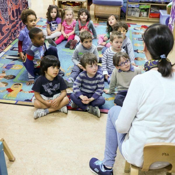 Les classes maternelles, cycle des apprentissages premiers