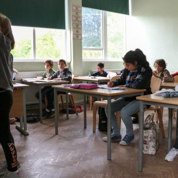 Les classes de préparation aux examens